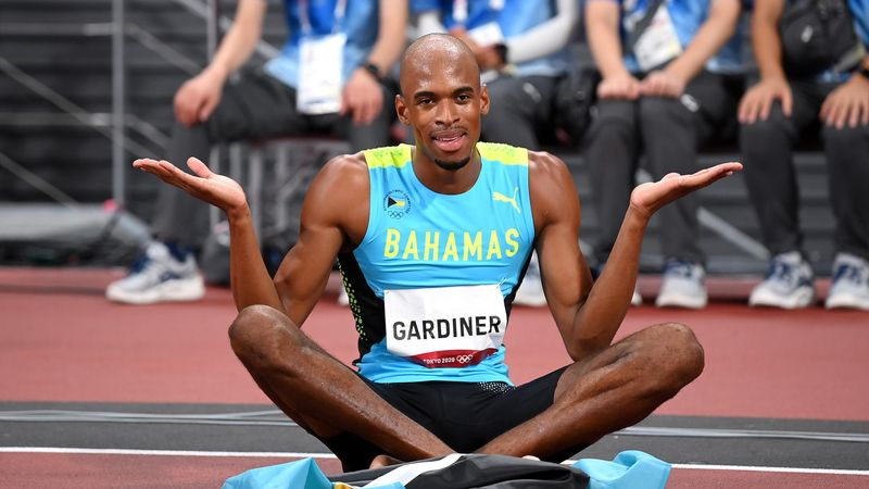 Atletismo | Steven Gardiner, sin rival en los 400