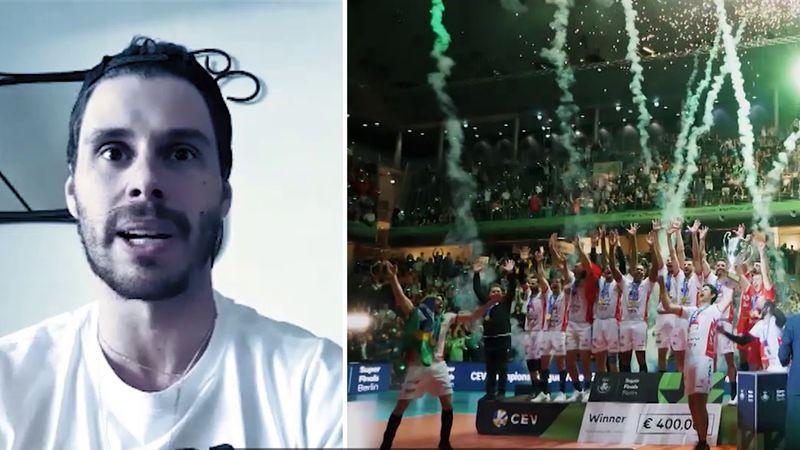 My Volleyball Journey: Bruno Rezende y un sueño imposible de imaginar