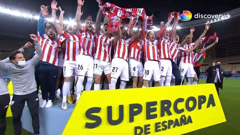 Barcellona ribaltato: 3-2 Athletic, gli highlights della finale