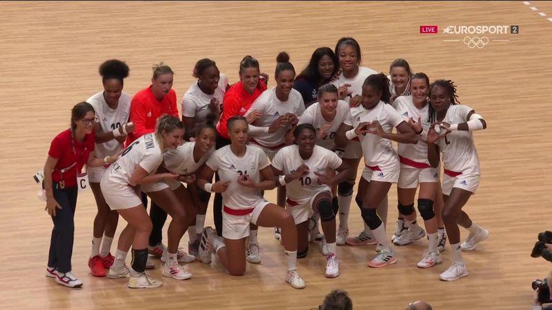 Jocurile Olimpice: Franța a câștigat aurul olimpic la handbal feminin