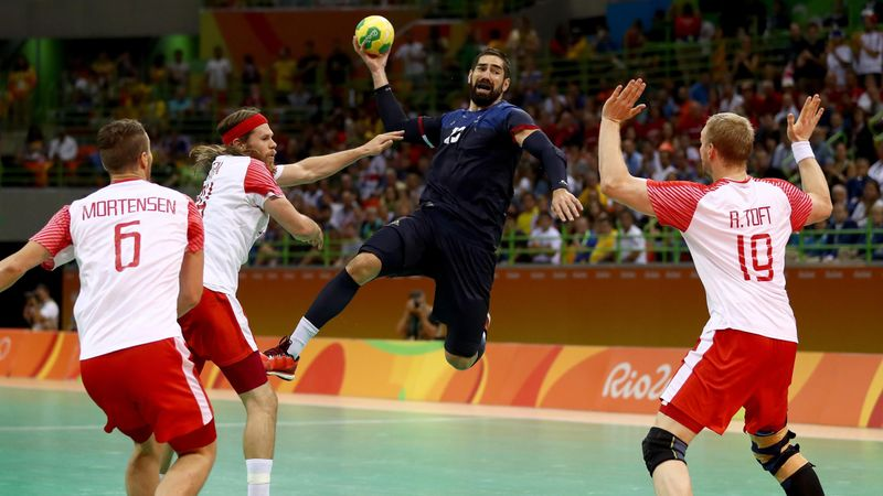 Olympic Best Moments: best men's handball goals