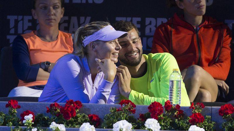 """Cooler Konter auf Sharapova-Frage: """"Kannst immer noch eifersüchtig sein"""""""
