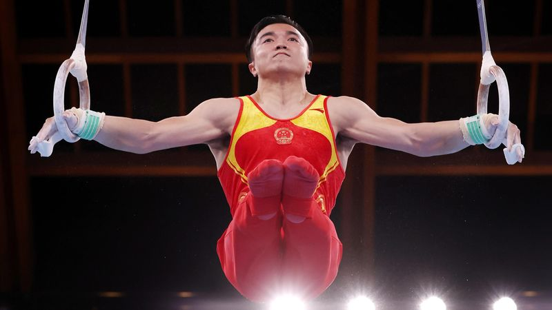 Yang fliegt zu Gold an den Ringen - Olympia Highlights