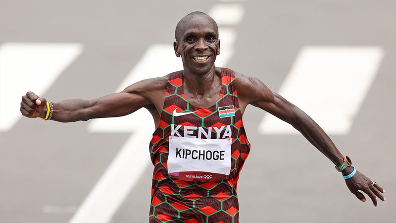 'The greatest of all time' – Kipchoge cements legacy with Olympic double