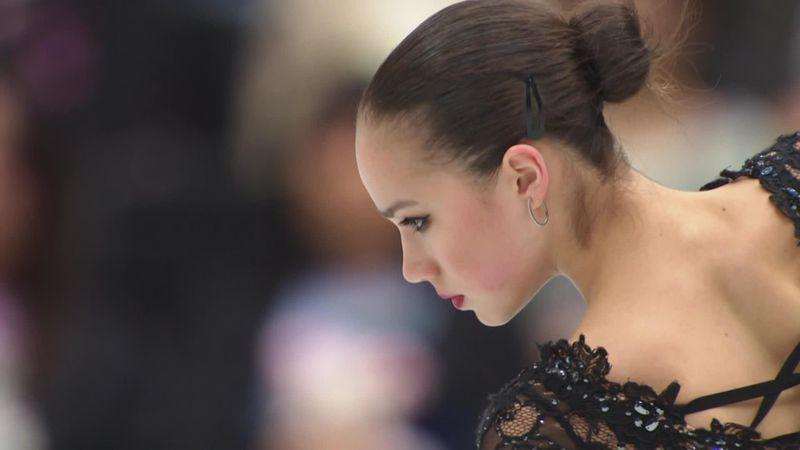 Zagitova's sensational routine in Saitama