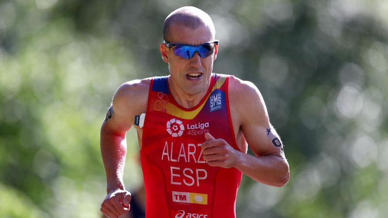 Campeonatos Europeos: Fernando Alarza, plata en el triatlón
