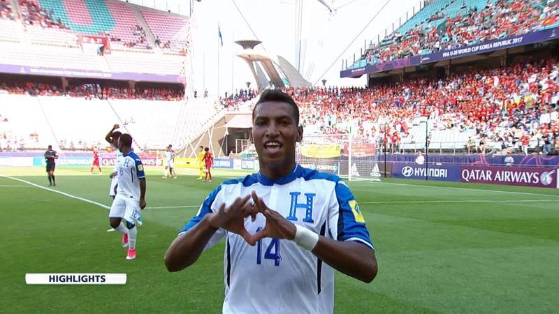 Mondiali Under 20, Honduras-Vietnam 2-0: gli highlights