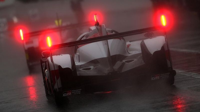 6 ore di Spa-Francorchamps WEC: il finale sotto una pioggia torrenziale