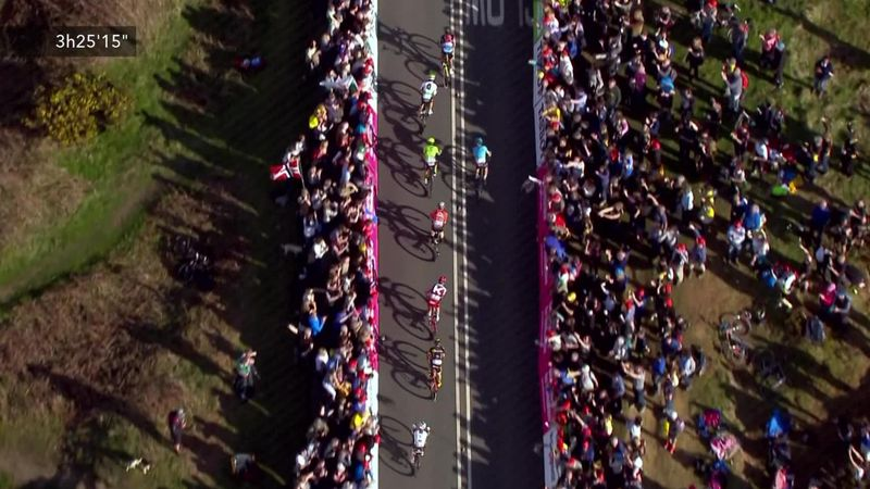 Tour de Yorkshire: a Cort-Nielsen la seconda frazione, battuto Greg van Avermaet