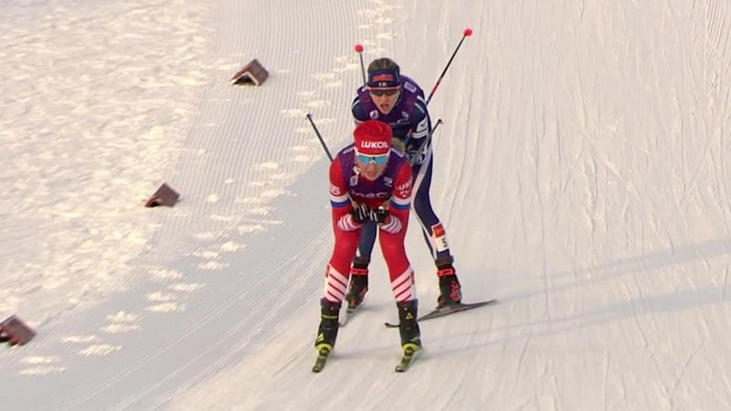 Norway win women's 4x5km relay by huge margin
