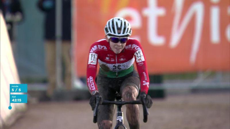 Kata Vas wins in Bredene