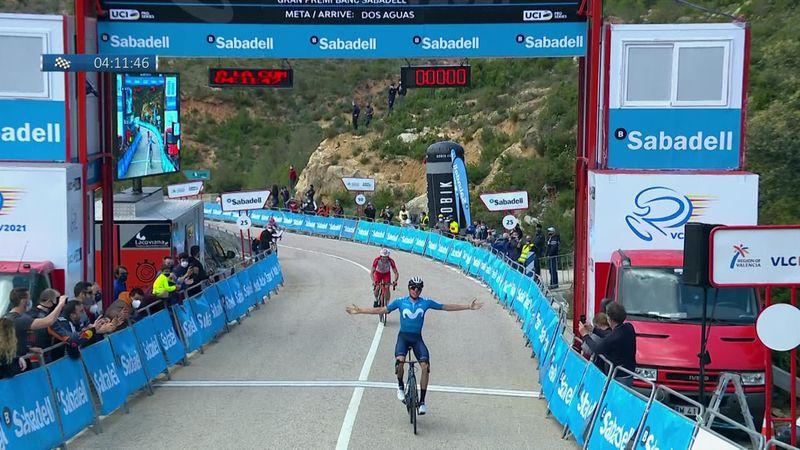 Ronde van Valencia| Enric Mas grijpt macht in derde etappe