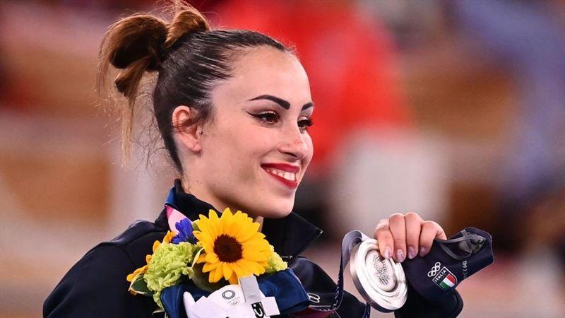 Vanessa Ferrari: una gioia d'argento che cancella la sfortuna