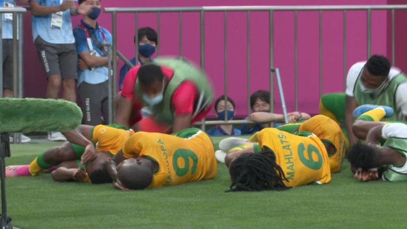 Tokyo 2020 - France ile South Africa - Futbol – Olimpiyatların Önemli Anları