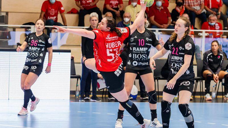 Highlights: THC setzt Ausrufezeichen gegen TusSies Metzingen
