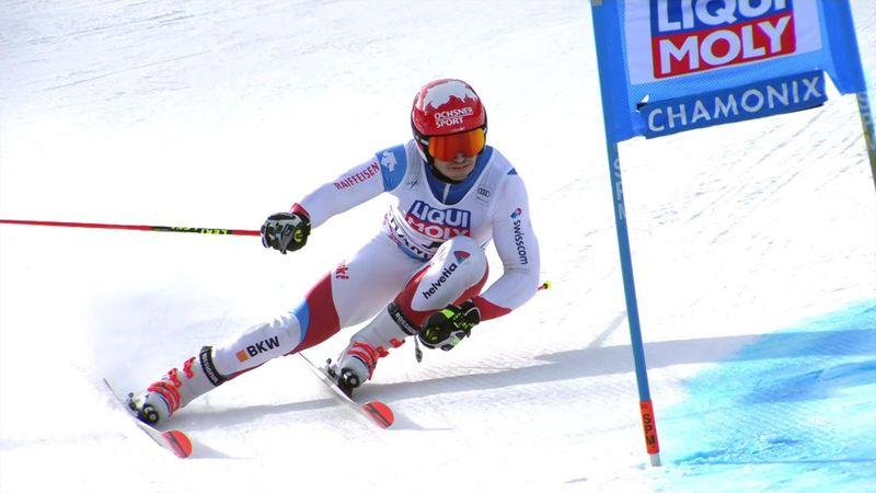 Esquí alpino, Copa del Mundo: Meillard se lleva la final suiza en el paralelo