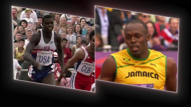 Head2Head: Carl Lewis vs Usain Bolt