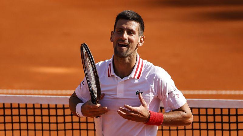 Top-Auftritt beim Heimspiel: Djokovic lässt Kecmanovic keine Chance