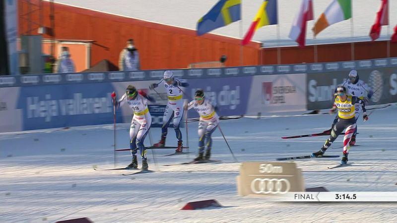 Ulricehamn, Dahlqvist vince la sprint