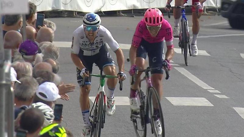 Heißes Duell zwischen Valgren und Colbrelli: Finale der Coppa Sabatini