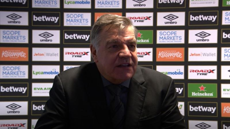 Allardyce says he has 'bigger worries' than potential Snodgrass probe