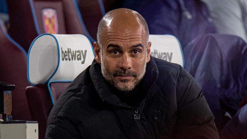 """Pokal-Aus bei West Ham: Guardiola trauert um """"unglaubliche Serie"""""""