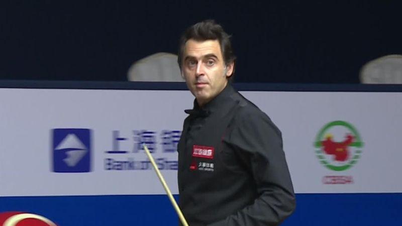 Shanghai Masters: La increíble remontada de Roonie O'Sullivan para levantar un 5-1 ante Kyren Wilson