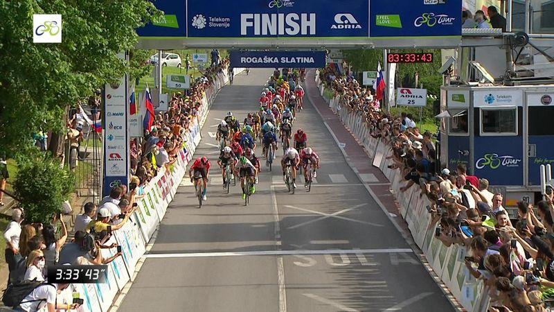 Bauhaus nyerte a szlovén kör 1. szakaszát