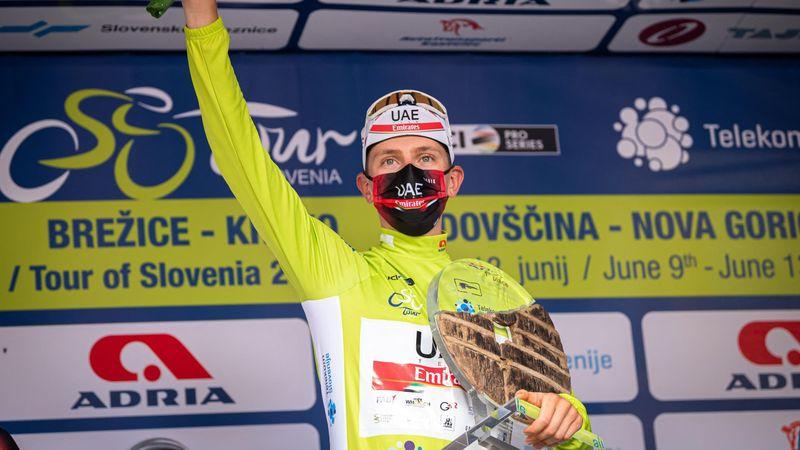 Rey de Eslovenia: Pogacar se corona en su país antes del Tour