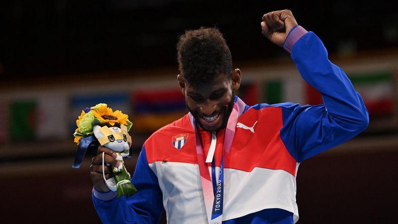 Michael Jacksonosra vette a lábmunkát az aranyérmes kubai bokszoló
