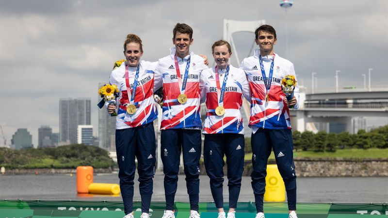 Double mixed relay joy, Asher-Smith heartbreak, bronzes in sailing and boxing - Team GB Wrap Day 8