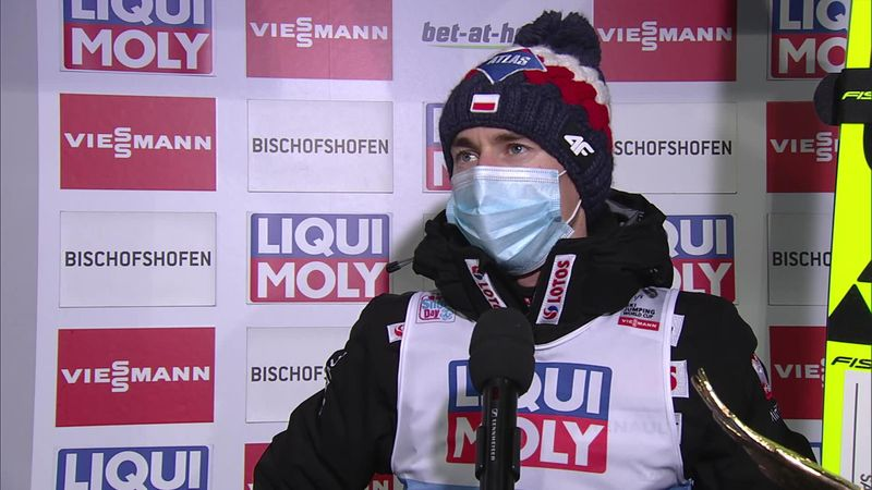 'Such a great job!' - Stoch pays tribute to Polish team after Four Hills victory