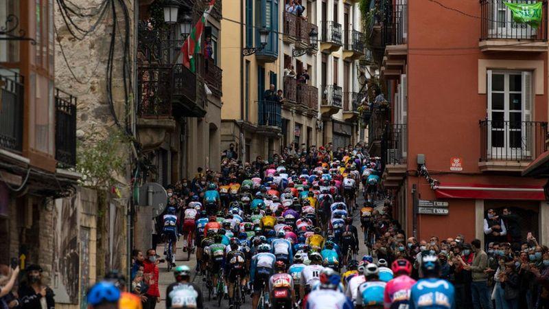 Vuelta: 1. Etap