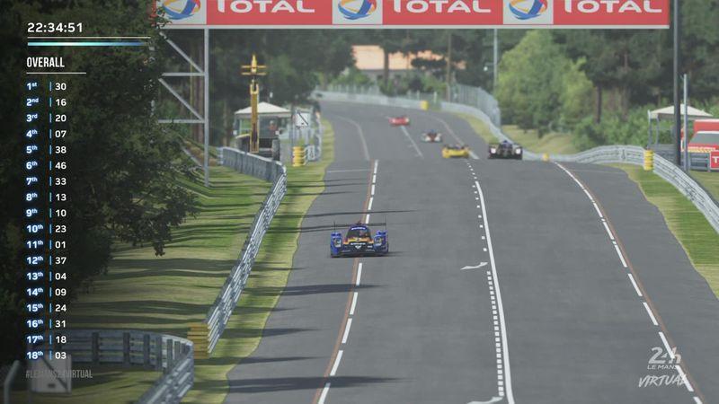 Sin gasolina y abandono: Alonso se retira de las 24 Horas de Le Mans Virtuales