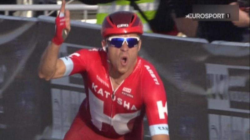 Kristoff claims stage 4, Cavendish regains control of Tour of Qatar