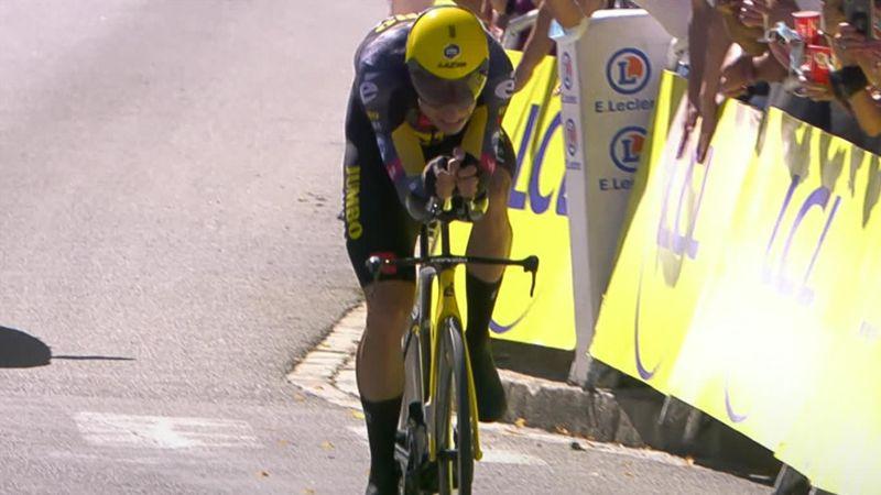 Победный финиш Ван Арта на 20-м этапе