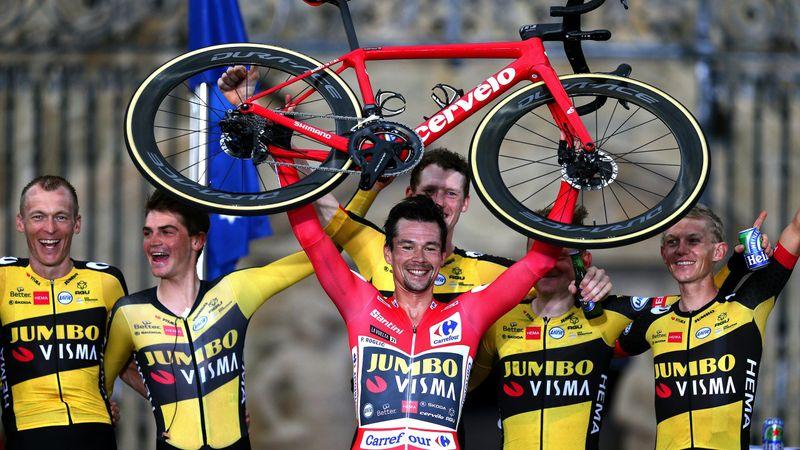 Sykler inn til sin tredje strake Vuelta-seier: – Noe av det råeste vi har