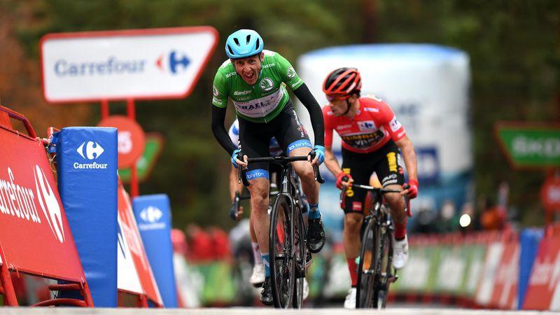 Vuelta: 3. Etap