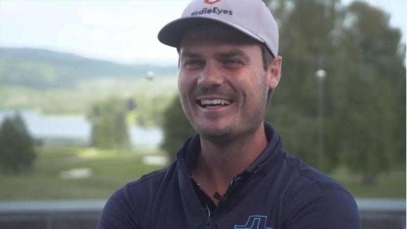 Norges «ukjente» golfhåp: – Viktor syntes jeg var en drittsekk