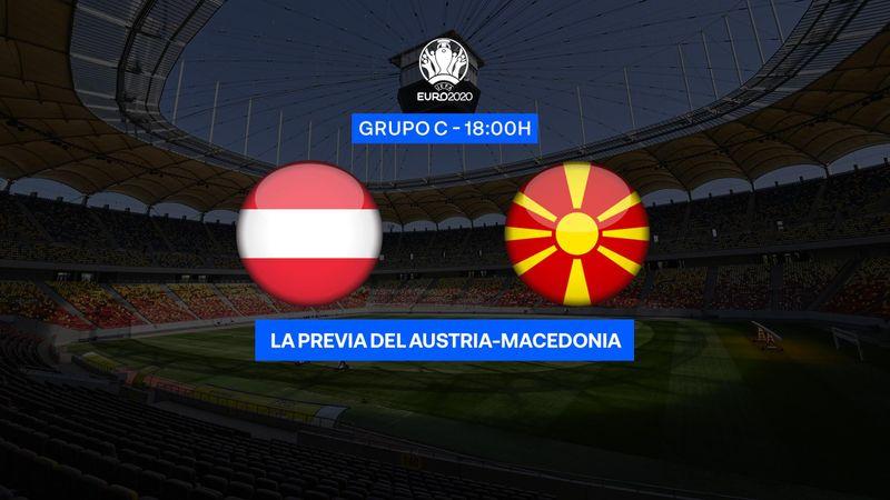 "Previa 60"" Austria-Macedonia del Norte: A asentarse en la élite (18:00)"