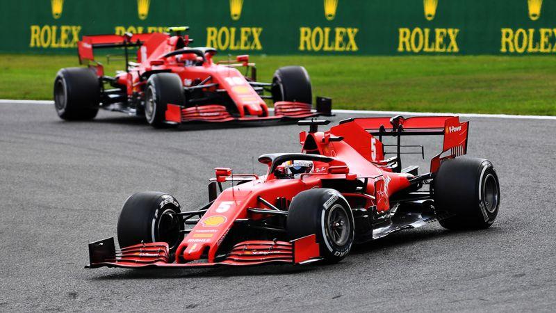 Motivation fürs Heimspiel: Ferrari könnte in Monza Rekord aufstellen