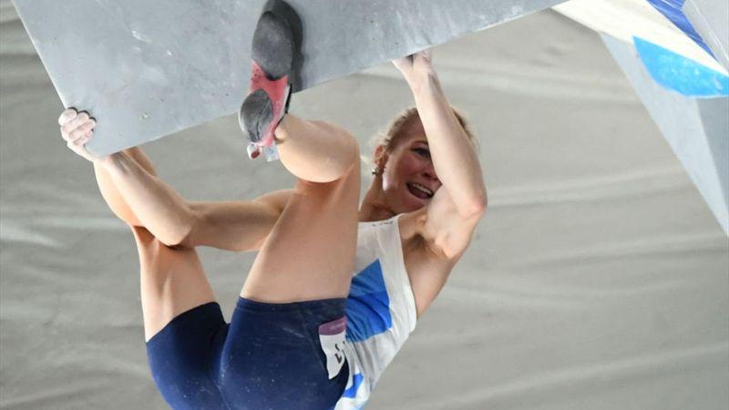 So funktioniert der Trendsport Bouldern bei Olympia
