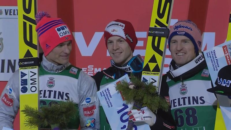 Hayboeck takes narrow victory in Lahti