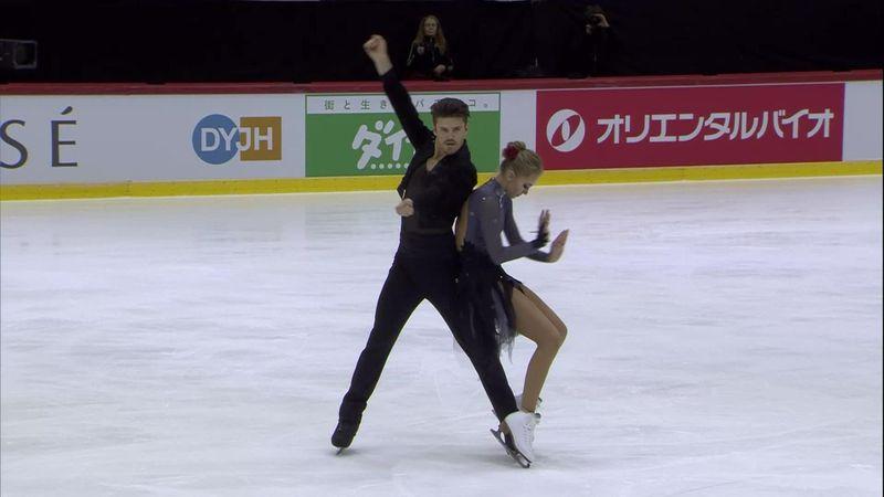 La pareja rusa Stepanova-Bukin cumple pronósticos dominando el Grand Prix de Finlandia