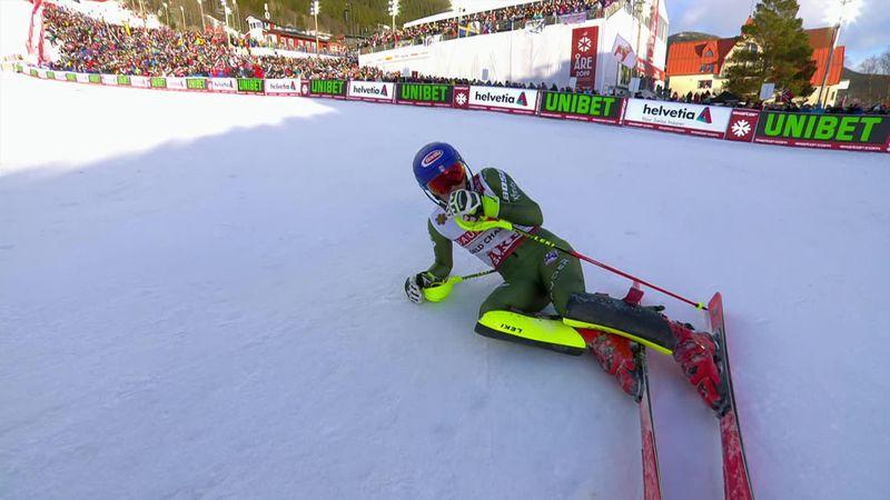 Mundiales Are 2019: Mikaela Shiffrin se corona con su cuarto título de campeona de eslalon