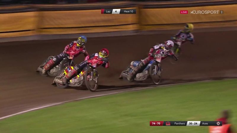'Can you believe what you are seeing here?' - Peterborough Panthers win Premiership title