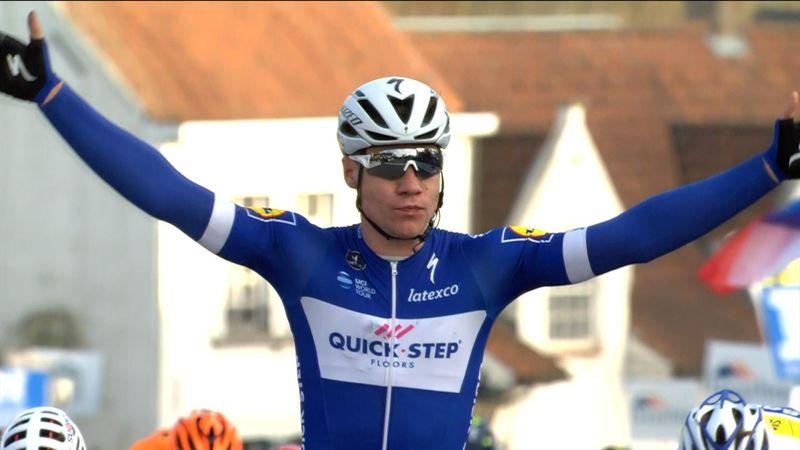 Fabio Jakobsen wins Nokere Koerse