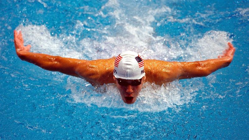Olympic Best Moments : Phelps all Olympic medals at London 2012