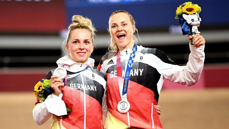 Medaillenregen und ein Weltrekord für Team D - die Highlights vom Montag