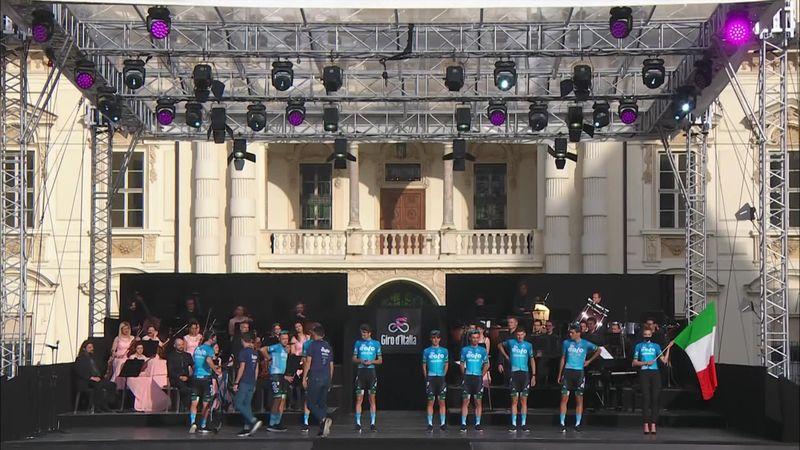 """Contador valora el Giro del Eolo-Kometa: """"La carretera nos ha dado la razón"""""""